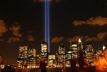 Never Forget / We will never forget September 11, 2001, the innocent lives lost, and our common resolve to keep Americans safe.