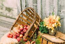 Los bröllopspynt