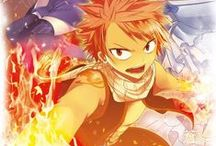 Fairy Tail / Next cover contest up! Deadline is on January 31, 2015 (my birthday!). / by Zoe Zhang