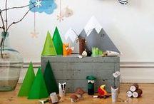 DIY for Christmas / Déco et tutos pour un Noël créatifs All for a creative Christmas
