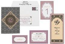 Einladungskarten/Papeterie / ... für die Hochzeit