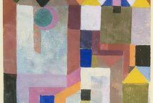Klee and Kandinsky / by Carol Cook