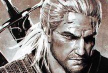 Witcher / The Witcher series fan art