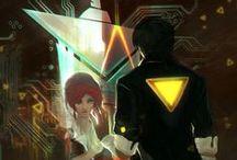 Transistor / Transistor fan art