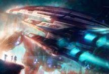 Mass Effect / Mass Effect series fan art