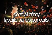 Bucket List!! XD / Before I die..I might do at least quarter of these things. :D