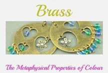Brass / Things I love in this material and colour