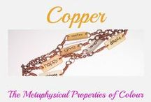 Copper / Things I love in this material and volour