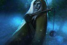 Baldur's Gate / Baldur's Gate series fan art