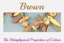 Brown / Items I love in all shades of Browns