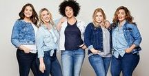 MS Mode | Denim for all shapes / It all starts with a perfect pair of jeans! Find yours :-)
