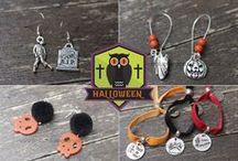 Abalorios Halloween / Abalorios de Halloween