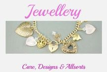 Jewellery - Allsorts / Cleaning, storing and all sorts of things to do with jewellery. What designs go with what necklines.  How do face shapes affect design choices.