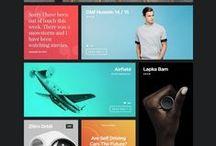 Web Design / Website design layout and types.