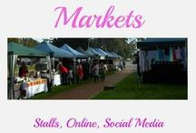 All things Markets / All things markets, shows and events, including physical stalls, virtual / online markets and social media events. Promos of these events and submissions (of mine and other handcrafted artisans) into these events.