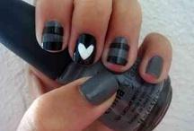nails / by Jasmine Jeffries