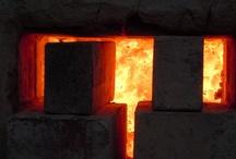 Earth + Wood + Air + Fire