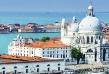 Italy Travel Inspiration / When it comes to river cruises, Italy is a country seemingly designed to host them. Its beautiful canals and rivers pass through diverse landscapes and nature en route, from picturesque lagoon islands with their colourful houses, to wild beach dunes and pine woods with an abundance of birdlife.