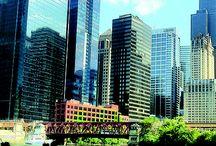 Chicago / by Lori Hallisey Hrovat