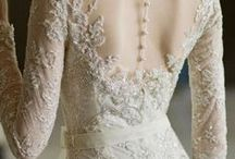 White Wedding / It's all so pretty, how will I ever choose? / by Ailsa Lillywhite