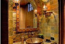 Bathroom / by Lori Hallisey Hrovat