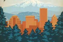 Portland / by Lori Hallisey Hrovat