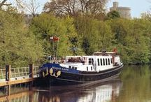 Hotel Barge Magna Carta / Magna Carta is one of the finest, most luxurious vessels cruising the British Isles today