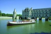 Hotel Barge Nymphea / Nymphea's six-passenger Dutch design with its shallow draft is ideal for navigating the incredibly beautiful, yet somewhat sandy reaches of the River Cher in the Loire Valley, and thus very few other vessels navigate this delightful waterway.