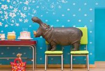 Hippos and Rhinos / by Roo Stevens