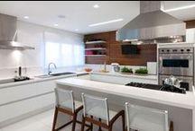 kitchen / Cozinhas. Cozinhas americanas. Kitchen / by michelle ...