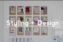 Styling + Designing 101 / by B. Rose| A Fashion Company