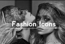 Fashion icons ✨ / Fab fashion icons / by B. Rose| A Fashion Company