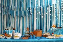 Under the Sea Party Ideas / by Whitney Clarfield
