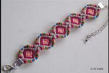 Friendship bracelet / Bracelets Brésiliens / Fil A'délié / Bracelets brésiliens faits de mes petites mains !  Pour me suivre : http://www.facebook.com/FilAdelie  Plus d'informations dans ma boutique en ligne : http://filadelie.alittlemarket.com