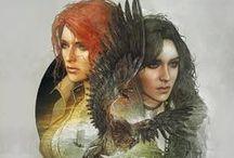 Wiedźmin 3: Dziki Gon / Wyrusz z Geraltem w podróż pełną wyzwań i zmierz się z przerażającym Dzikim Gonem.  Zobacz najbardziej wiarygodny otwarty świat w historii gier RPG i podejmuj decyzje, które odmienią los całych krain.