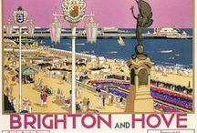 Travel Posters UK 2 / by Roo Stevens