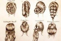 Hairs / Hiuksia