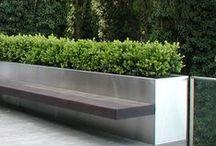 Landscape Architecture - Benches