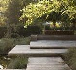 Landscape Architecture - Wood terrace