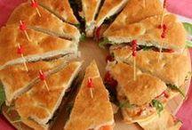 Lekkers voor feestjes / Lekkere feestelijke recepten