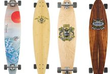 Skateboards / Skeittejä ja kruisereja