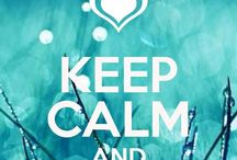 Keep Calmer / Keep Calm kuvii