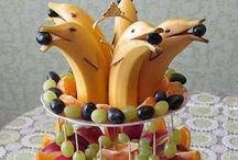 Fruits/ Berrys/ Vegetables / Hedelmä marja ja vihannesherkkuja