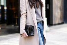 Autumn coats