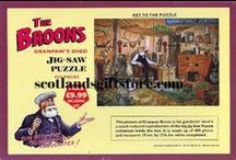 THE BROONS / A small selection of our awesome range of OFFICIAL BROONS MERCHANDISE.