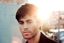 Enrique Iglesias / One of the best singers in the world. He's absolutely awesome. :))