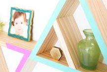 Unique LA - Design 2 - Color + Wood