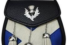 KILT ACCESSORIES / A few of the kilt accessories we stock and a few fun items as well !!