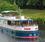 Hotel Barge Spirit of Scotland