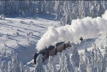 Incredible Journeys / A selection of pics portraying some of the worlds most breathtaking train journeys